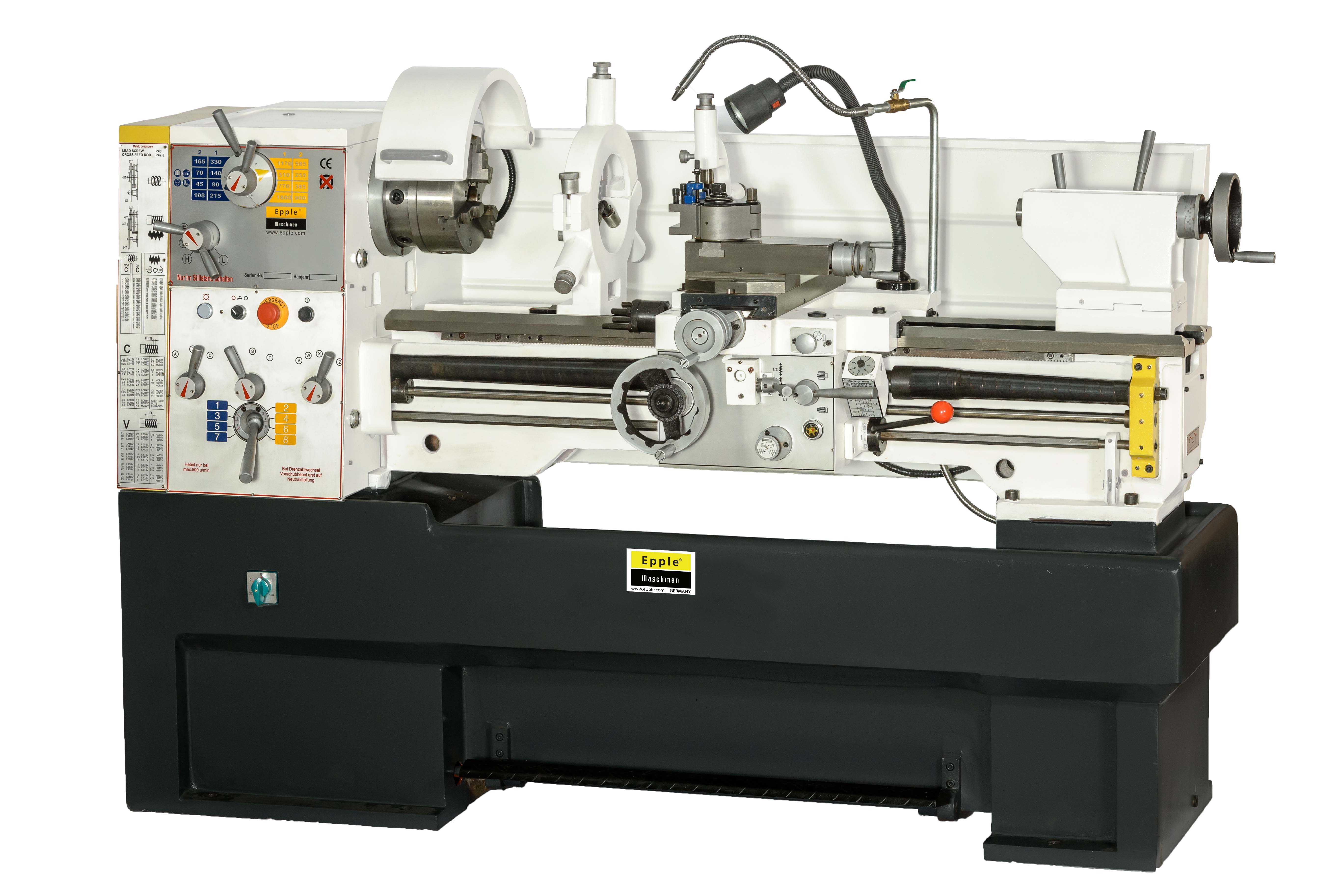 Tour de precision industriel Epple Maschinen TU 4210